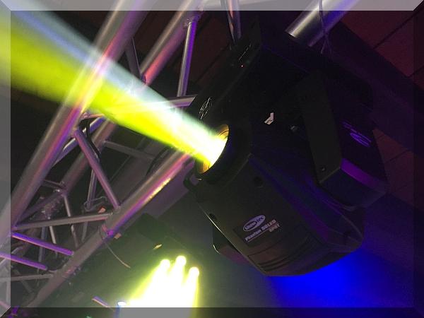 Phantom LED 50 Moving Head